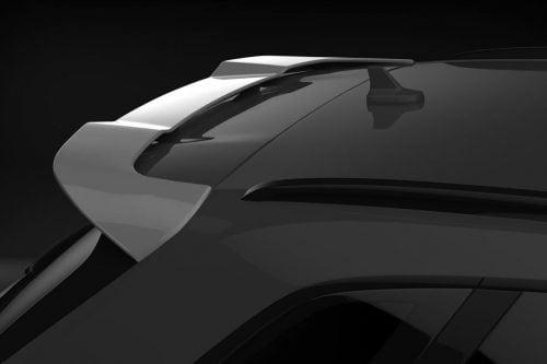 Caractere Roof Spoiler, fits Audi Q5/SQ5 B9