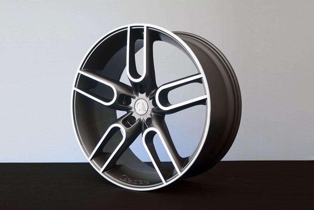 CW1 Wheel for Porsche Panamera, 21