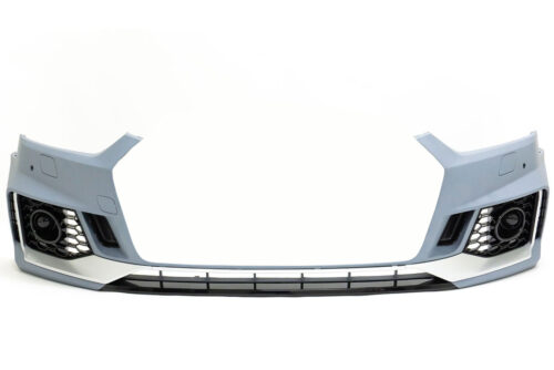 BKM Front Bumper Kit (RS5 Style) for Cars with ACC, fits Audi A5/S5 B9.0