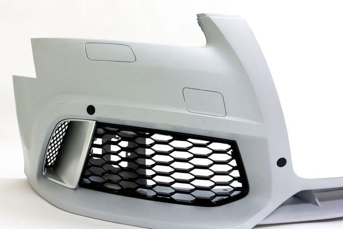 BKM Front Bumper Kit, fits Audi A6 C6.0
