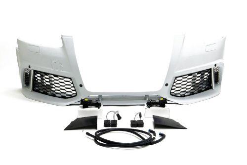 BKM Front Bumper Kit, fits Audi A6 C6.5