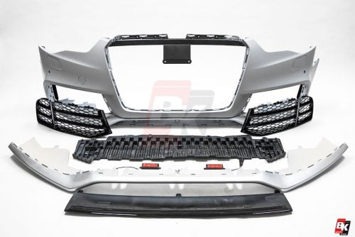 BKM Front Bumper, fits Audi A5/S5 B8.5