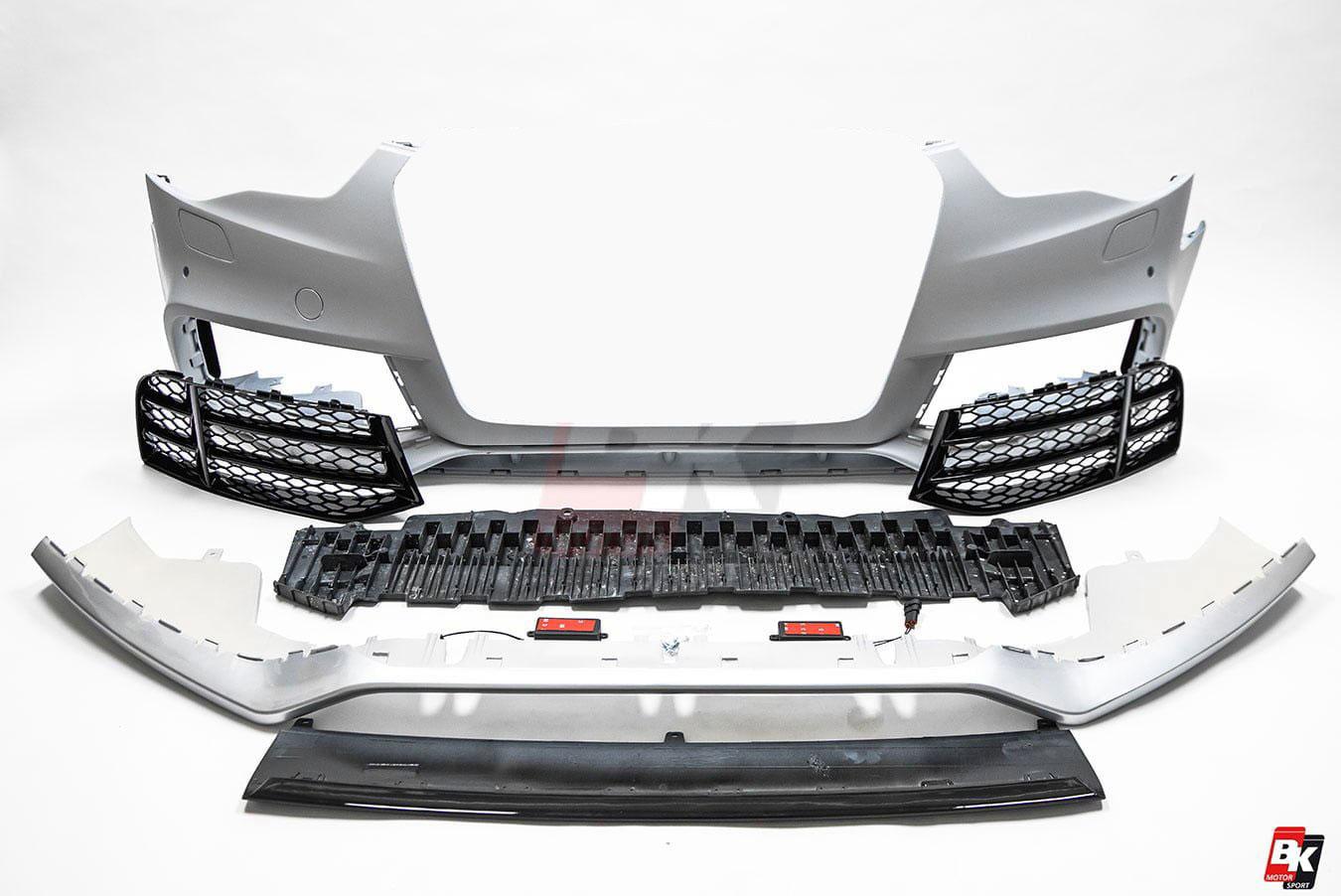 BKM Front Bumper, fits Audi A5/S5 B8.5 - BK-Motorsport