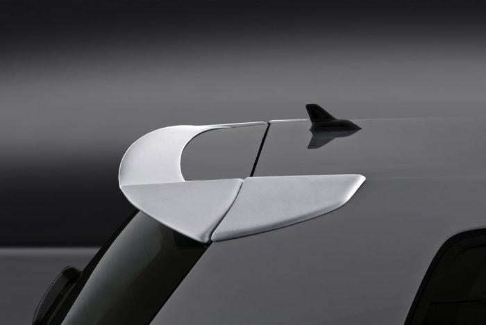 Caractere Roof Spoiler Sport, fits Volkswagen Golf 6