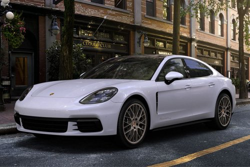 Porsche Panamera 971 (2017+)