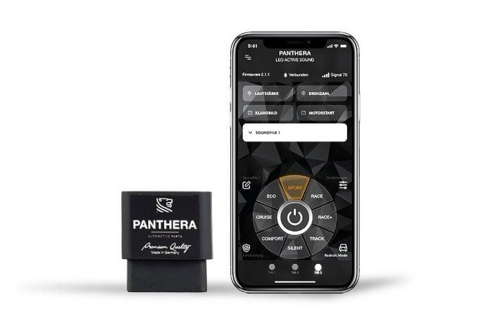 Panthera Leo Lite Active Sound Generator with 1 Speaker