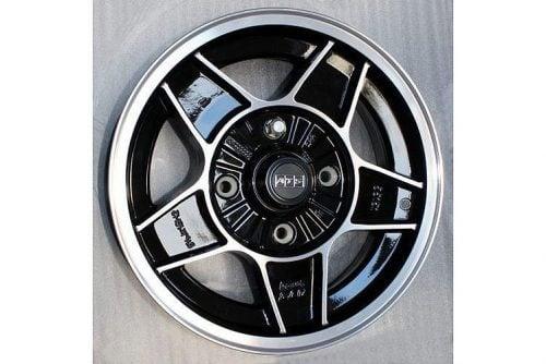 """Kerscher ATS Classic-Look Wheel, 15"""" 5.5J"""