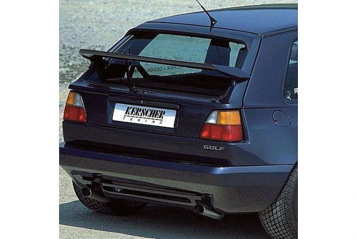 Kerscher Rear Wing, fits Volkswagen Golf Mk2