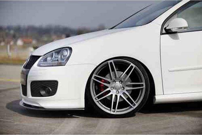 Kerscher Fenders Sport Edition for tyres up to 20inch, fits Volkswagen Golf Mk5