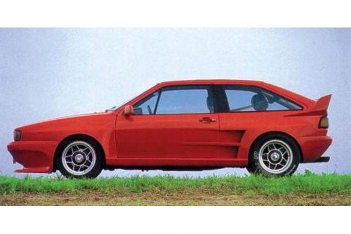 Kerscher Body Kit Version 1, fits Volkswagen Scirocco