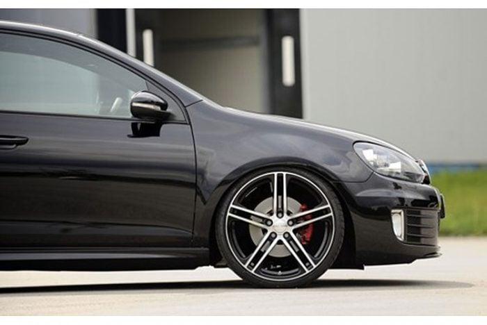 Kerscher Fenders Set for Tyres up to 9x20 inch, fits Volkswagen Golf Mk6