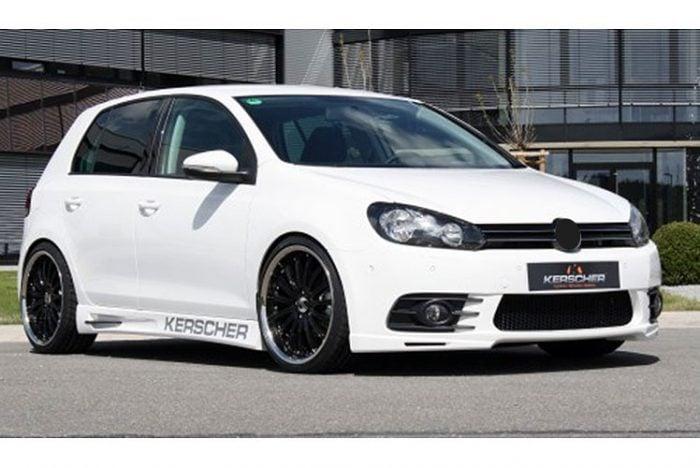 Kerscher Front Bumper Phoenix without Foglamps, fits Volkswagen Golf Mk6