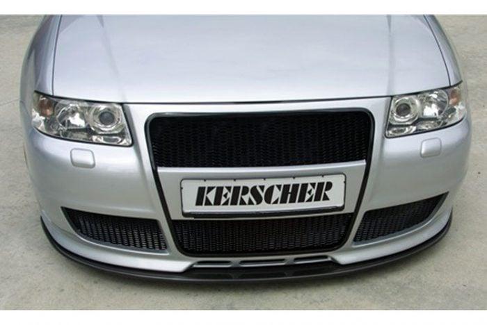 Kerscher Front Spoiler Splitter Carbon, fits Audi A3 8L