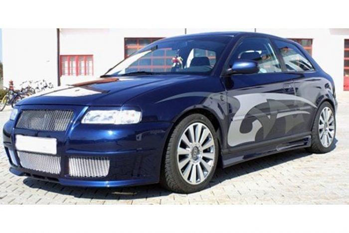 Kerscher Side Skirts Set, fits Audi A3 8L