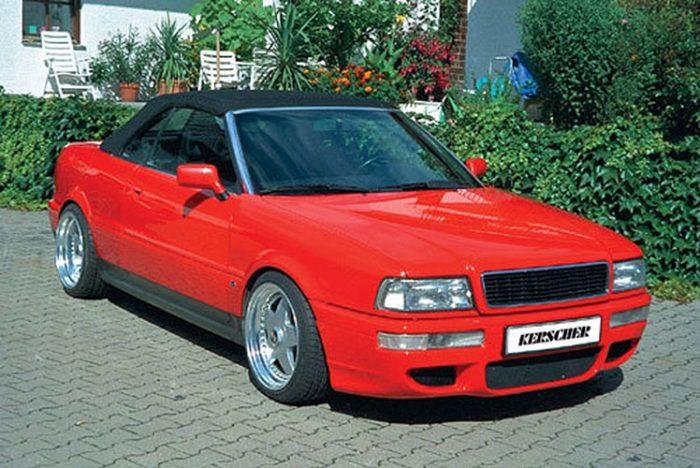 Kerscher Front Bumper Extension, fits Audi 80 Cabrio