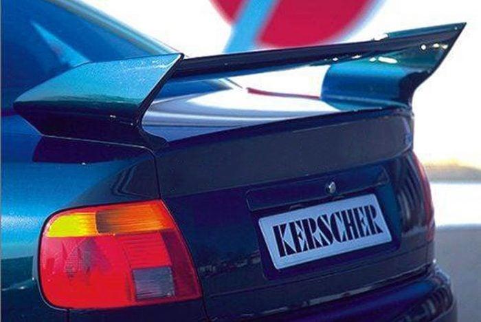 Kerscher Rear Wing, fits Audi A4 B5 Sedan