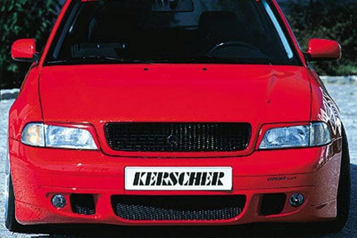 Kerscher Front Bumper Extension KRS, fits Audi A4 B5 2/99