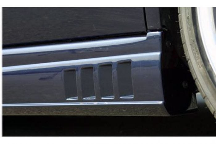 Kerscher Sideskirts Set, fits Audi A4 B5