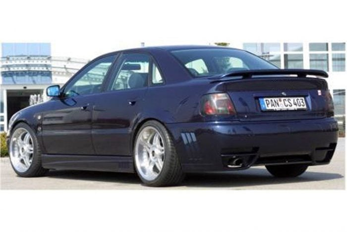 Kerscher Rear Bumper Sport-Line, fits Audi A4 B5 Sedan