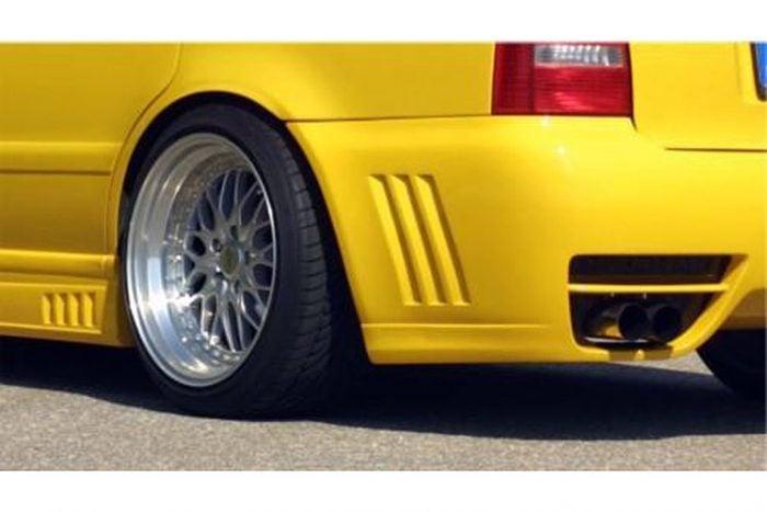 Kerscher Rear Bumper Sport-Line, fits Audi A4 B5 Avant