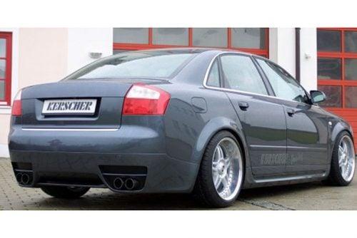 Kerscher Rear Bumper Insert, fits Audi A4 B6 Sedan