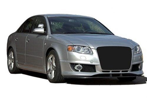 Kerscher Front Bumper Spirit, fits Audi A4 B7