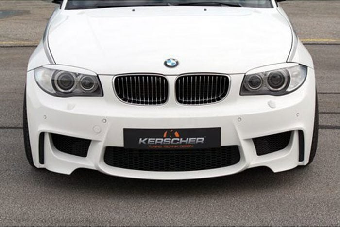 Kerscher Mounting Kit PDC for KM1/KM2/M-Line Front or Rear Bumper, fits BMW 1-Series E81-E88