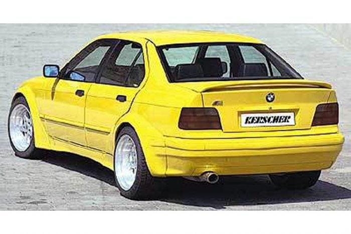 Kerscher Body Kit DTM Look, fits BMW 3-Series E36 Sedan