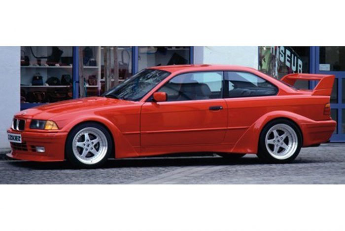 Kerscher Body Kit DTM Look, fits BMW 3-Series E36 Coupe