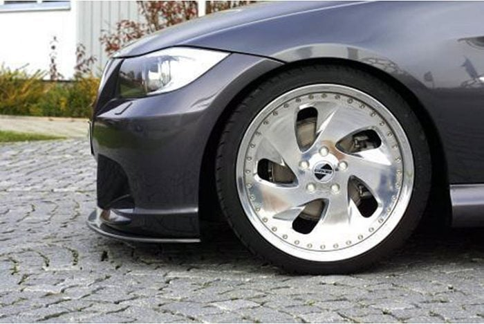Kerscher Front Bumper Spirit (also for Headlamp Washers), fits BMW 3-Series E90/E91