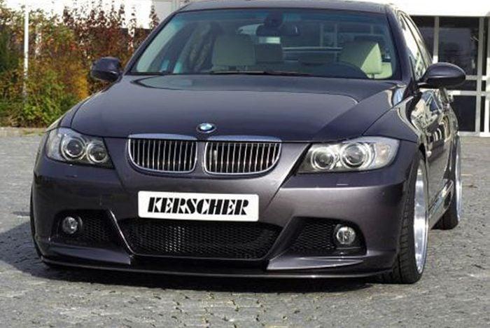 Kerscher Front Spoiler Splitter Carbon Fitting 3063300, fits BMW 3-Series E90/E91