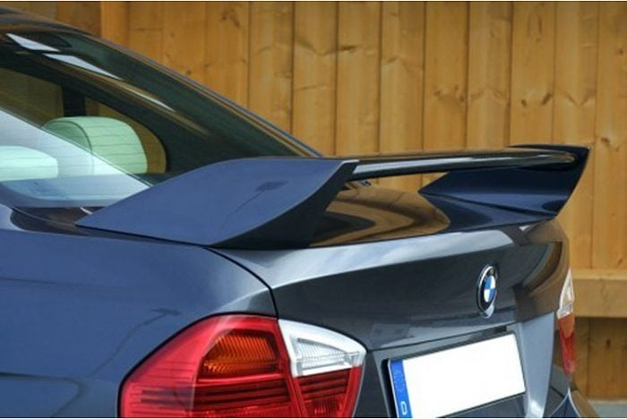 Kerscher Rear Wing 3 Part, fits BMW 3-Series E90