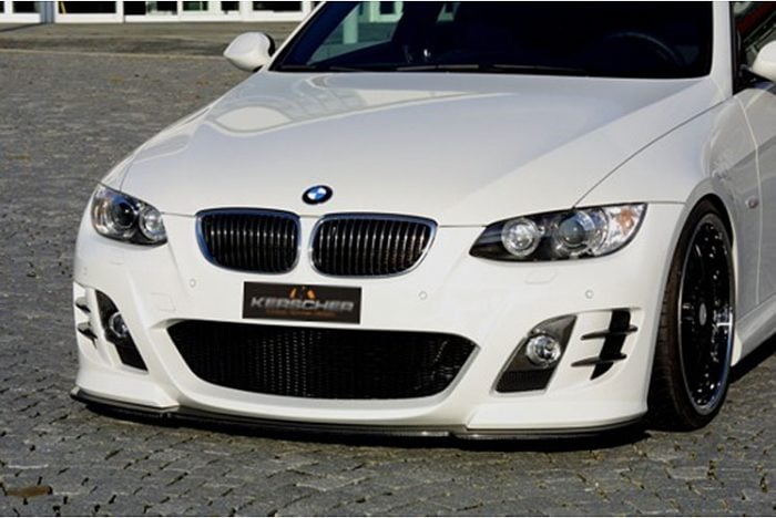 Kerscher Front Bumper Spirit, fits BMW 3-Series E92/E93 to 02/10