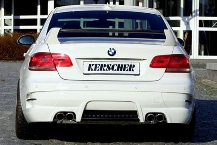 Kerscher Rear Bumper Spirit, fits BMW 3-Series E92/E93 335