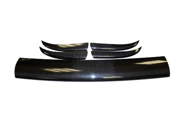 Kerscher Carbon-Styling for Rear Diffusor 318-330, fits BMW 3-Series E92/E93