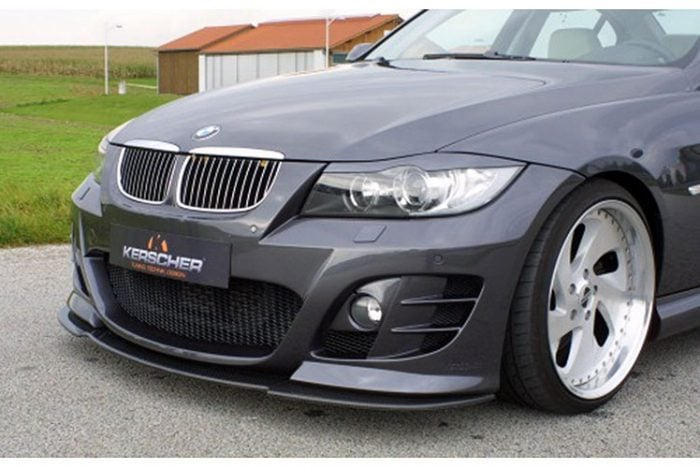 Kerscher Front Bumper Spirit 3 (also for Headlamp Washers), fits BMW 3-Series E90/E91 08/08
