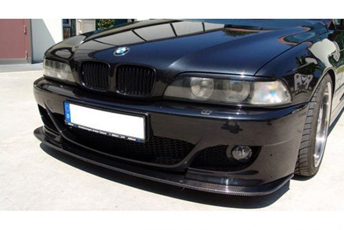Kerscher Front Bumper K-Line without Foglamps, fits BMW 5-Series E39