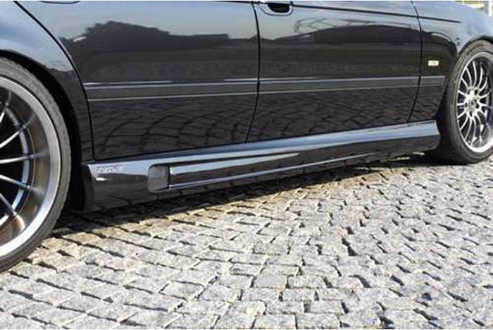 Kerscher Sideskirts Set K-Line, fits BMW 5-Series E39