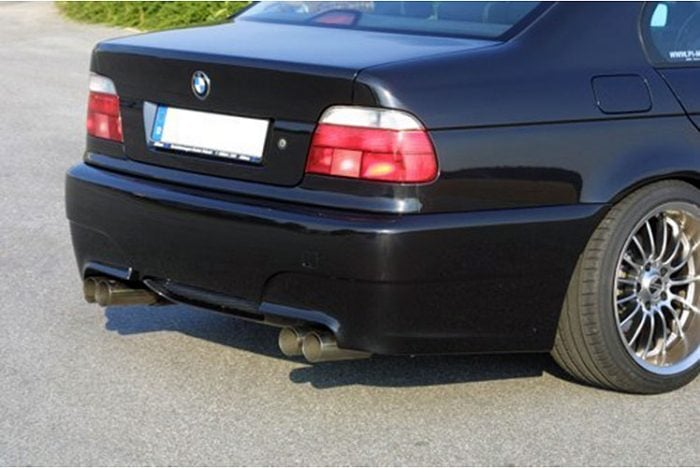 Kerscher Rear Bumper K-Line, fits BMW 5-Series E39