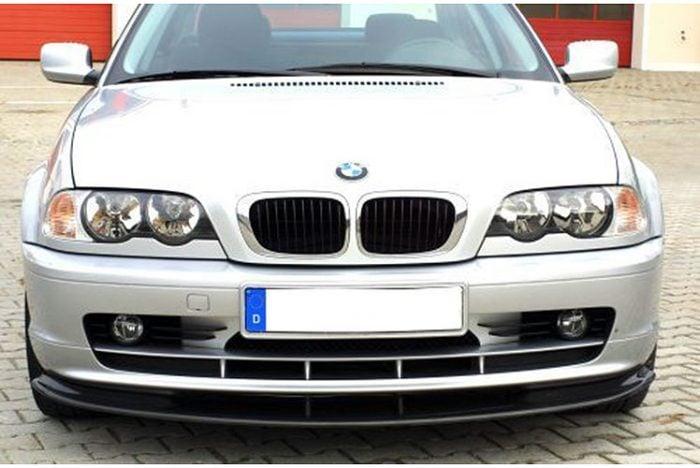 Kerscher Front Spoiler Splitter, fits BMW 3-Series E46 Coupe/Cabrio