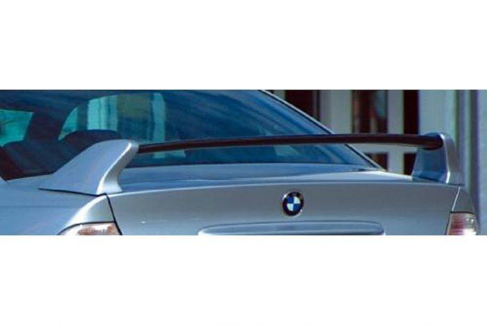 Kerscher Rear Wing 3 Part without Brakelight, fits BMW 3-Series E46 Sedan