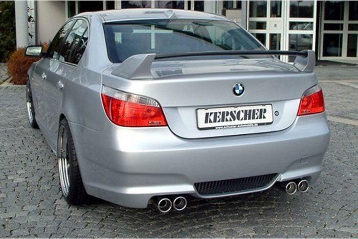 Kerscher Rear Bumper, fits BMW 5-Series E60
