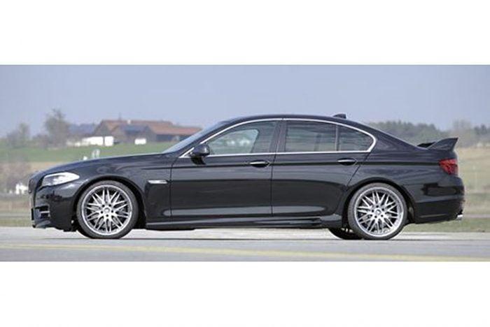 Kerscher Side Skirts Set KF10, fits BMW 5-Series F10/F11