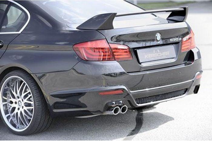 Kerscher Rear Bumper KF10, fits BMW 5-Series F10/F11