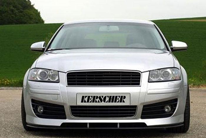 Kerscher Front Bumper K-Line, fits Audi A3 8P