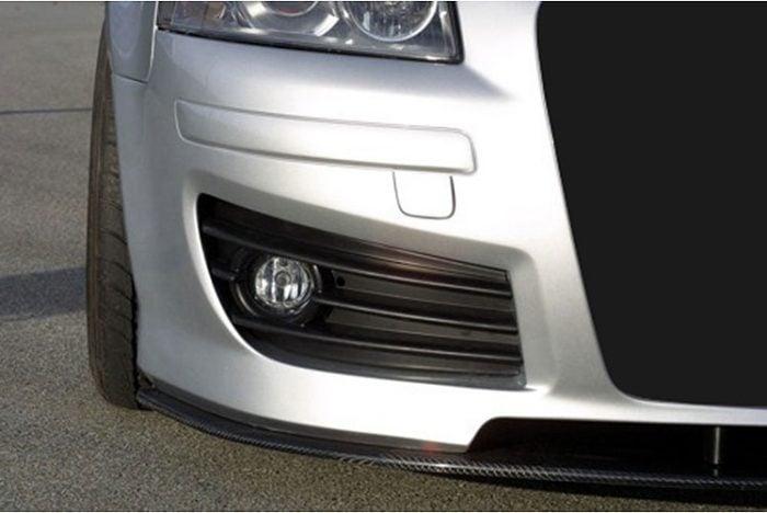 Kerscher Front Bumper K-Line 2 Single Frame, fits Audi A3 8P