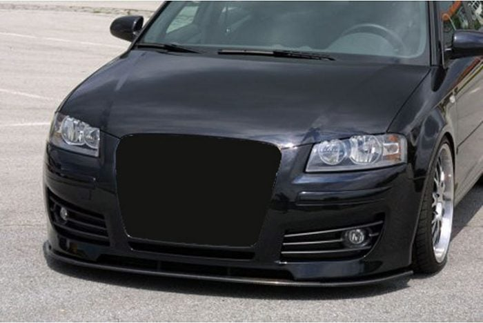 Kerscher Front Bumper K-Line 3, fits Audi A3 8P