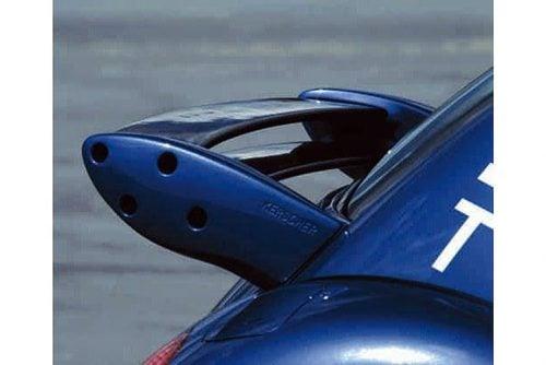 Kerscher Rear Wing 4 Part without Brakelight, fits Volkswagen Beetle