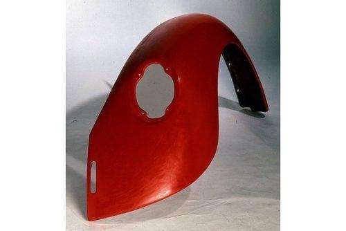 Kerscher Fenders HA Widened Inside 6 cm, for Big Taillights, fits Volkswagen Beetle