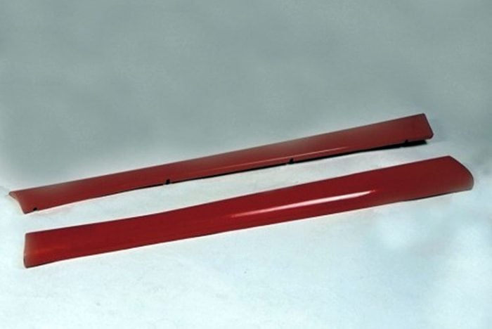 Kerscher Running Boards Oversize 11 cm Widened , fits Volkswagen Beetle
